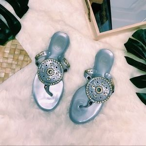 Jack Roger Silver Jellies
